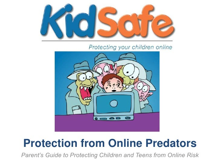 Protection from Online Predators<br />Parent's Guide to Protecting Children and Teens from Online Risk<br />
