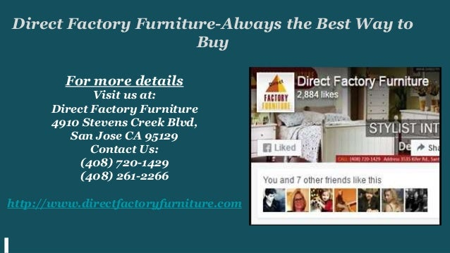 Direct Factory Furniture Always ...