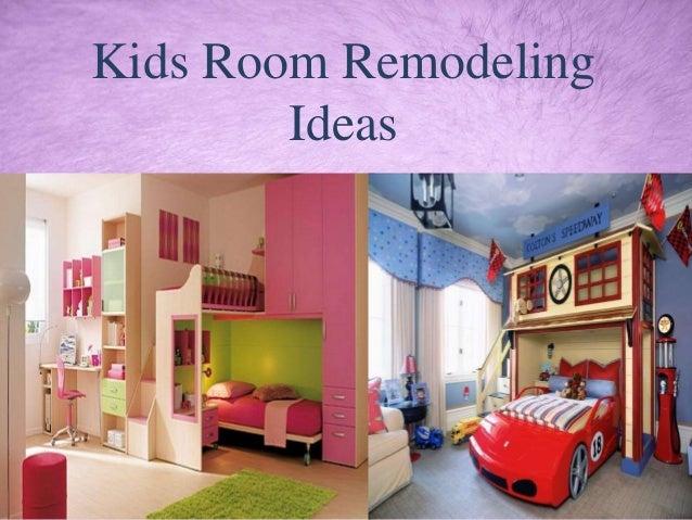 Kids bedroom remodeling ideas. Bedroom Remodeling Ideas. Home Design Ideas