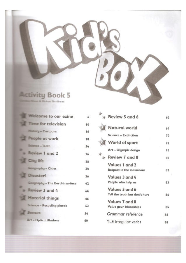 Kids Box 1 Teachers Book Pdf