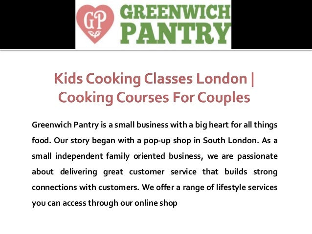 Kids Cooking Classes London Cooking Courses For Couples London