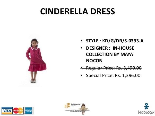Kids formal wear for girls at kidology.in Slide 2