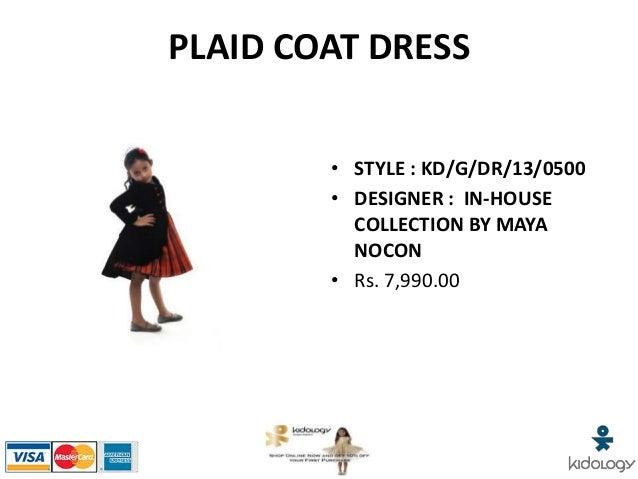 Kids formal wear for girls at kidology.in Slide 3