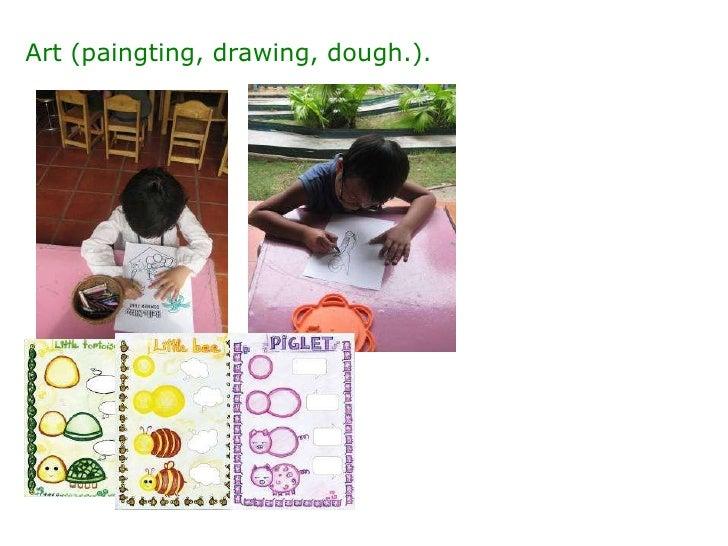 Art (paingting, drawing, dough.).