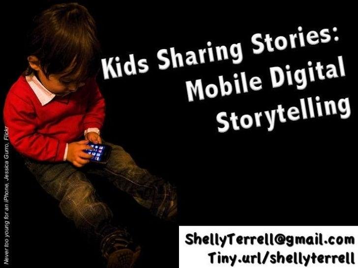 JALT 2011: Kids sharing stories