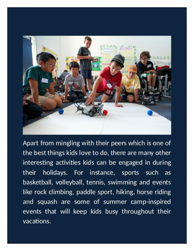 Kids summer camp_los_angeles