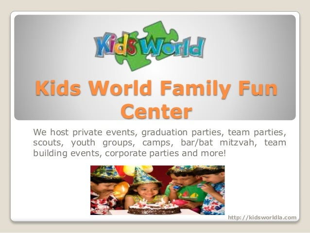 Kids Birthday Party Places.Looking For Best Kids Birthday Party Places Los Angeles