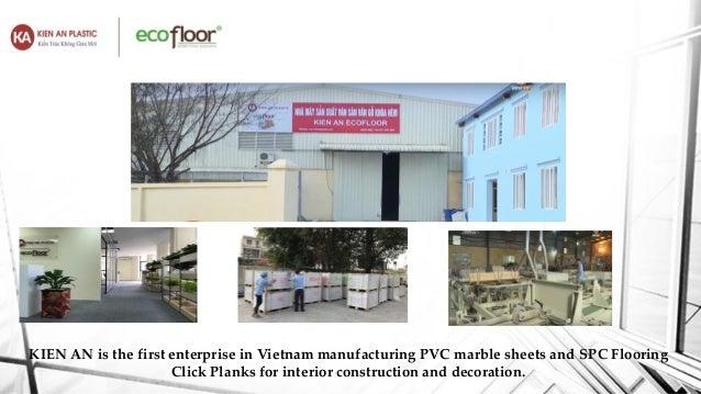 Company introduction Kien An Plastic JSC Vietnam