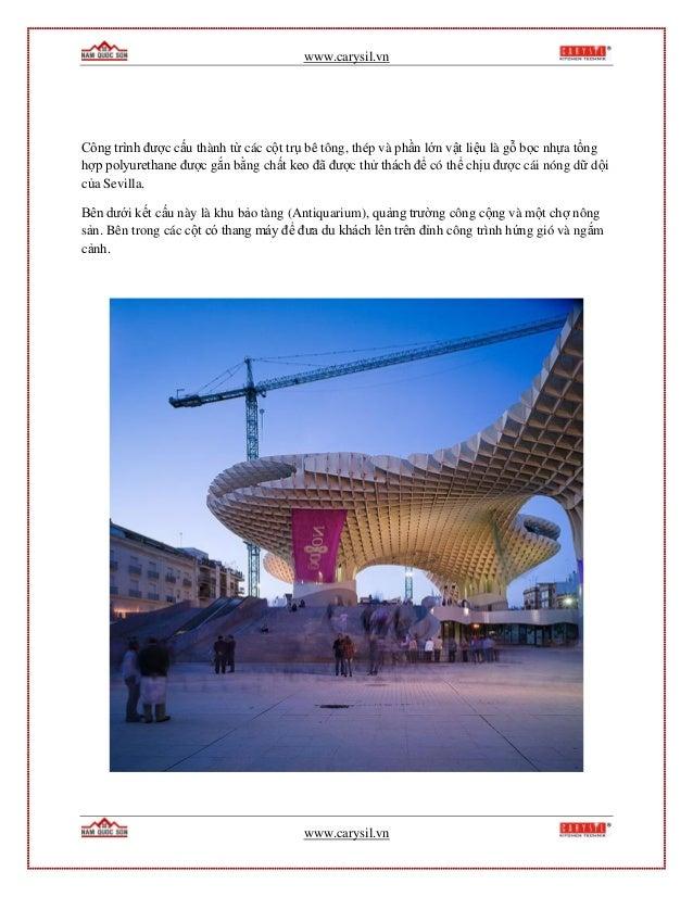 Kiến trúc gỗ lớn nhất thế giới tại Tây Ban Nha Slide 3