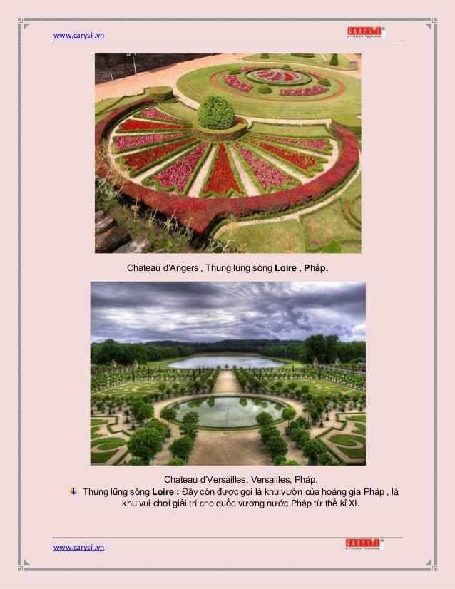 www.carysil.vn www.carysil.vn Chateau d'Angers , Thung lũng sông Loire , Pháp. Chateau d'Versailles, Versailles, Pháp. Thu...