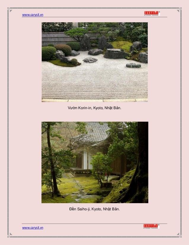 www.carysil.vn www.carysil.vn Vườn Korin-in, Kyoto, Nhật Bản. Đền Saiho-ji, Kyoto, Nhật Bản.