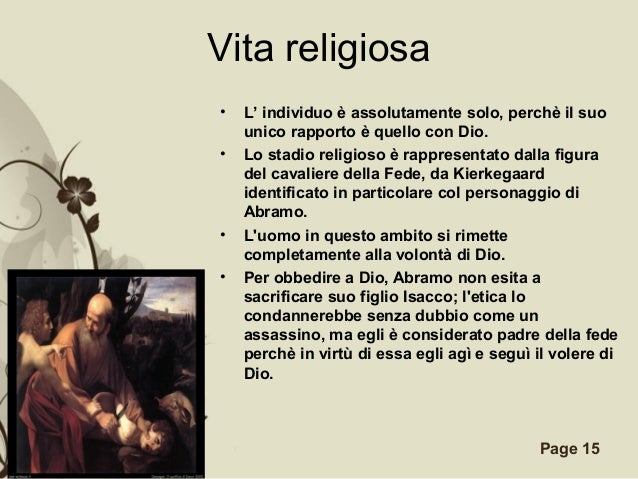 Risultati immagini per kierkegaard religione