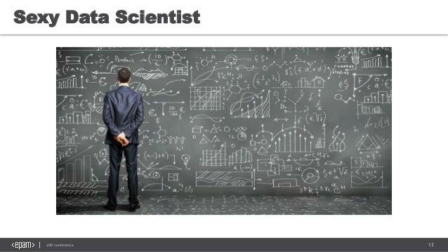 13JDD conference Sexy Data Scientist