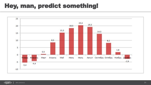 21JDD conference Hey, man, predict something!