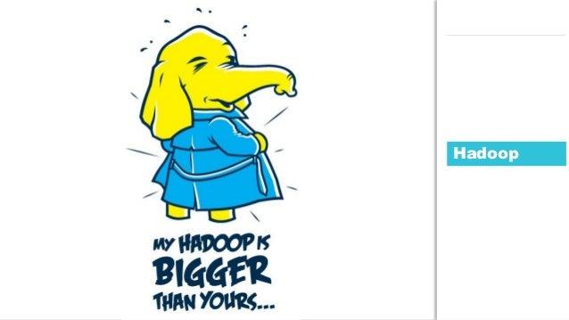 65JDD conference Hadoop