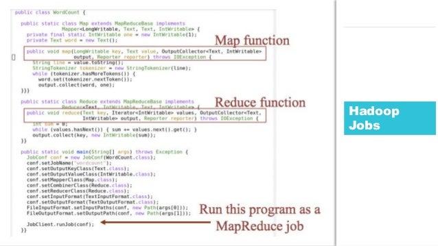 98JDD conference Hadoop Jobs