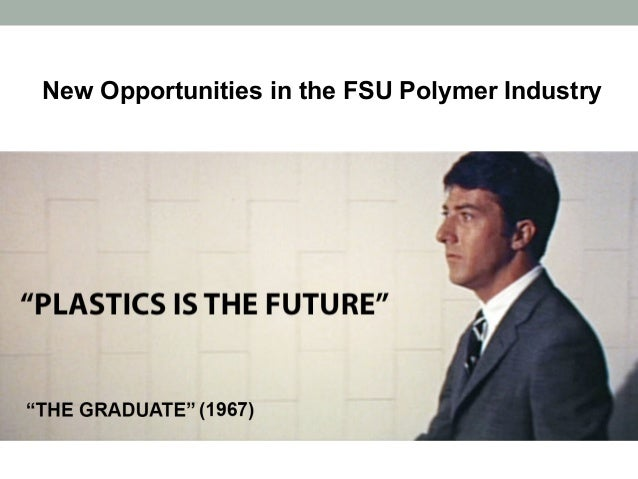 New Opportunities in the FSU Polymer Industry