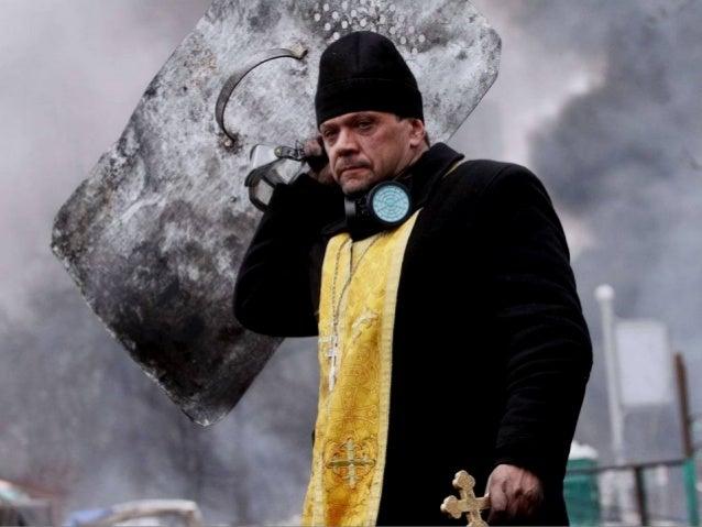 Kiev, Ukraine: Portraits from a protest