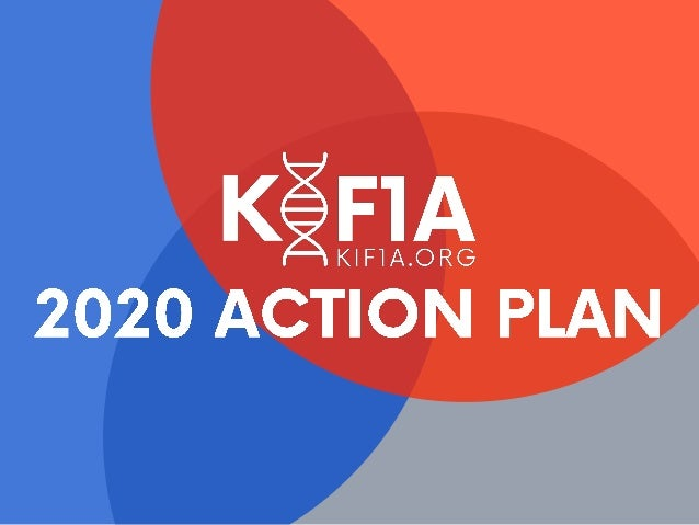 We asked the KIF1A.ORG community to share their ideas to improve our organization and advance our mission. Together, we de...