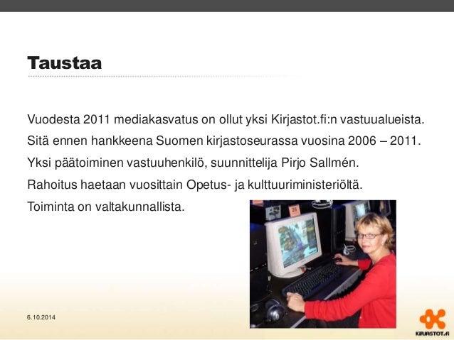 Kifi mediakasvatus Slide 3
