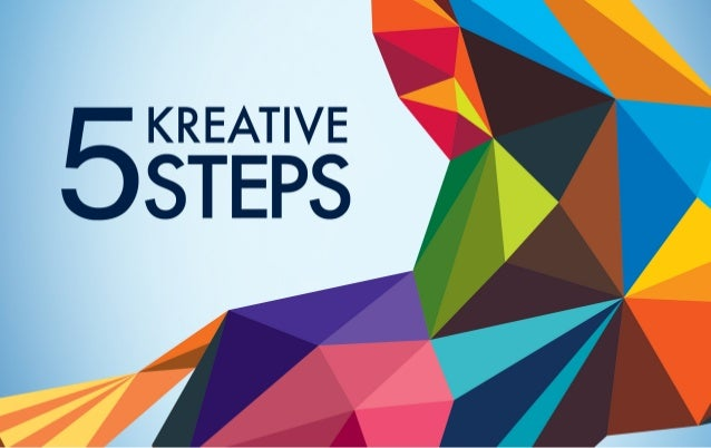 5 Creative Steps towards innovative branding and design