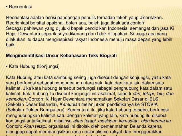 Analisis Biografi Ki Hadjar Dewantara Tmi