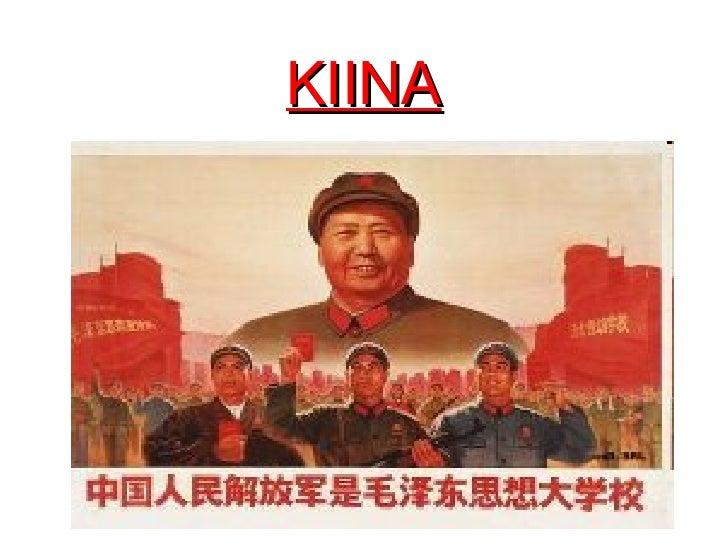 Kiina Slide 2