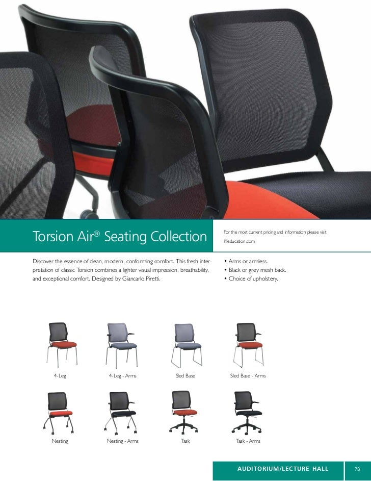 Longo Ki School Classroom Furniture Catalog 2012 Catalog