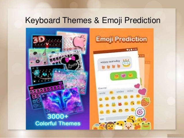 Kika Keyboard App for your Smart Device   Kika Tech