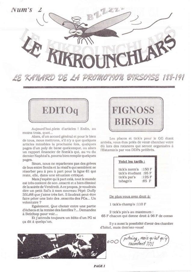 1ums 2            t               EDITOq        Aujourdhui,pleù    d   arliclcs ! Dnfin,   â1l  moins trois, qlroi,..     ...