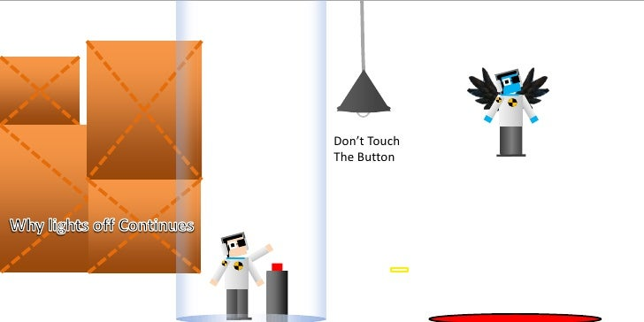 Don't Touch    The Button-