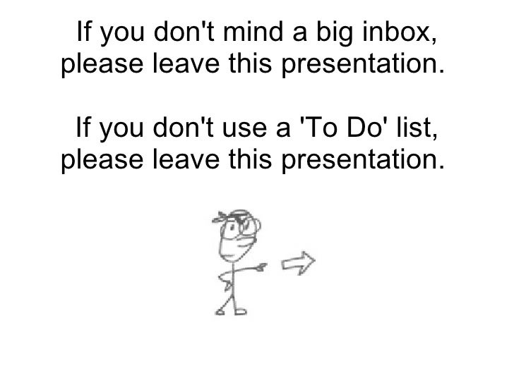 Kill Your Email Slide 3