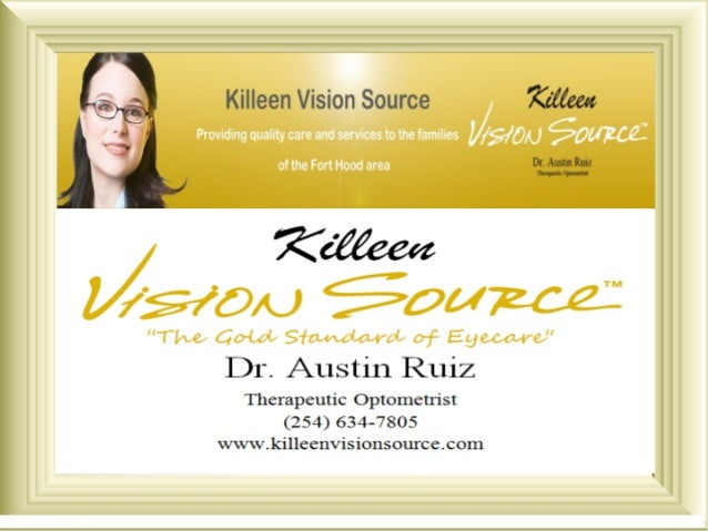 Killeen Vision Source is a renowned eye care center in Killeen, Texas. killeeneyecarecenter.com