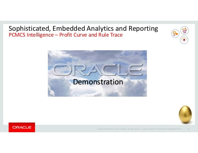 Copyright © 2014 Oracle and/or its affiliates. All rights reserved. | Oracle Confidential – Internal/Restricted/Highly Res...