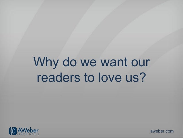 How to Create Killer Emails that Make Readers Love You Slide 2