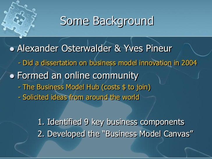 alex osterwalder dissertation