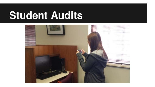Student Audits