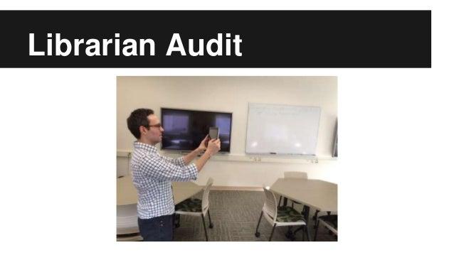 Librarian Audit