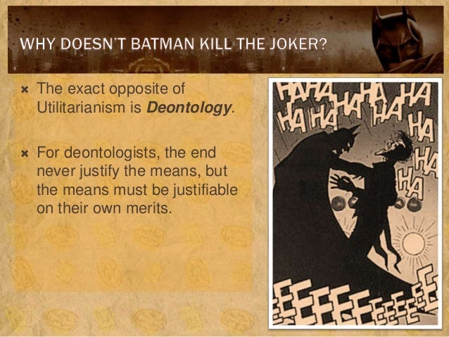utilitarianism vs deontology essay Utilitarianism vs deontology morality has it tha people will justify or not meanwhile, deontology is another moral theory that is dependent on ethics theories utilitarianism vs deontological ethics apr 17, 2009 ethics theories- utilitarianism vs deontological ethics there are.