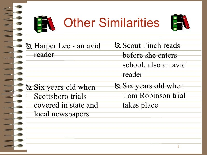 similarities between the scottsboro boys and tom robinson What are some facts about to kill a mockingbird/the scottsboro  the scottsboro boys trials: 1931 – 1937 tom robinson's trial  similarities between.