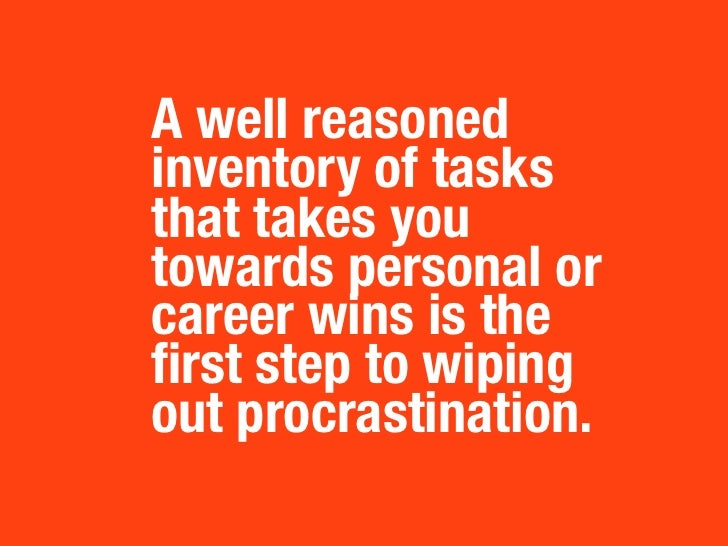 When I'm crunching through things I divide my tasks up   30:15:5 into 30 minute, 15 minute and 5 minute chunks. It lets me...