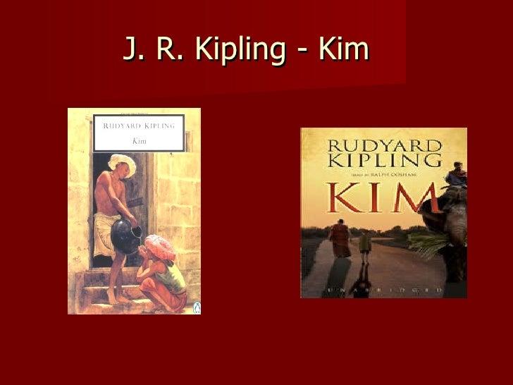 J. R. Kipling - Kim