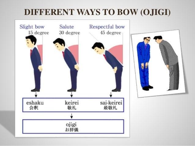 Secrets of Japanese business etiquette