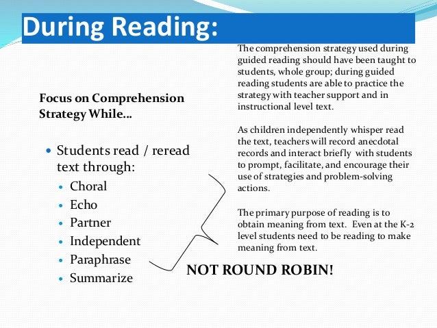 kimball guided reading day 1 rh slideshare net Guided Reading Lesson Plan Template Kindergarten Guided Reading Strategies