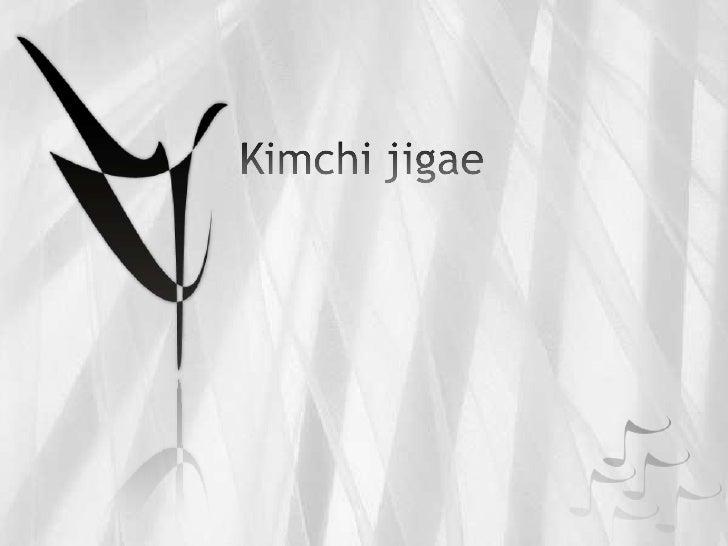 Kimchijigae<br />
