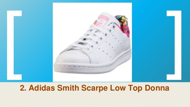 Adidas Smith Scarpe Low Top Donna ...