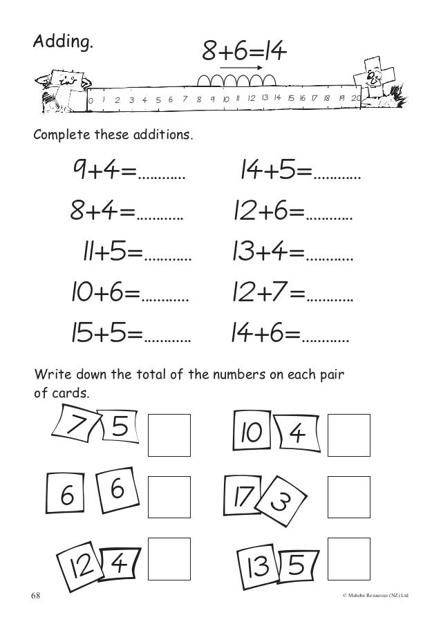Kim Freeman-Mighty math for 4-6 Year Olds_ Introducing Mathematics