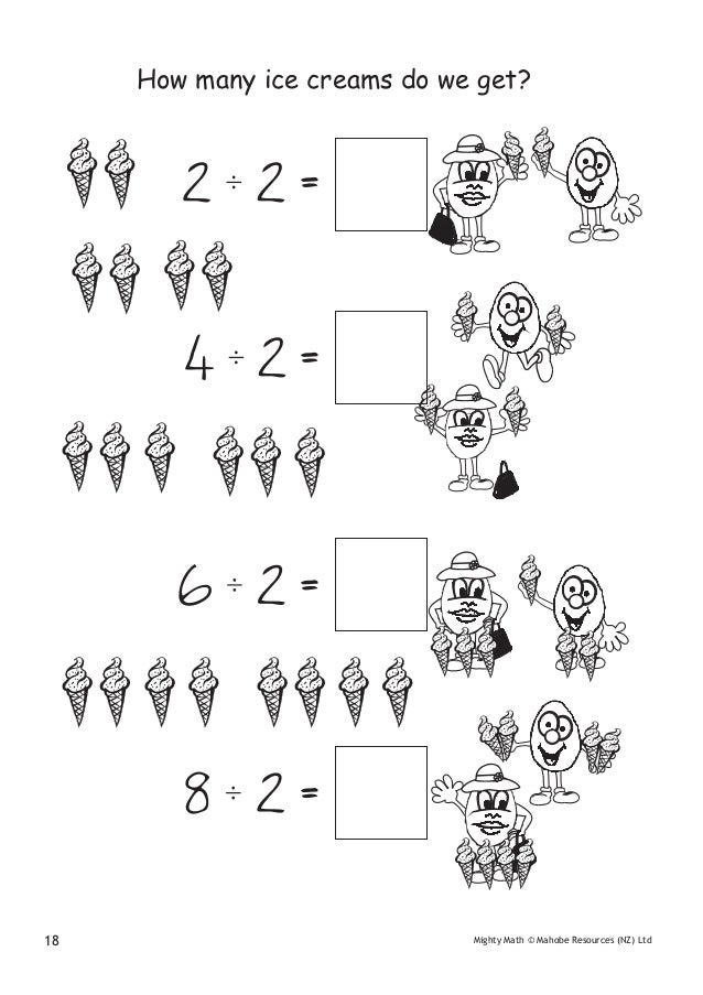Mighty Math Worksheets on Fsa Practice Test Book Mathematics Grade 4
