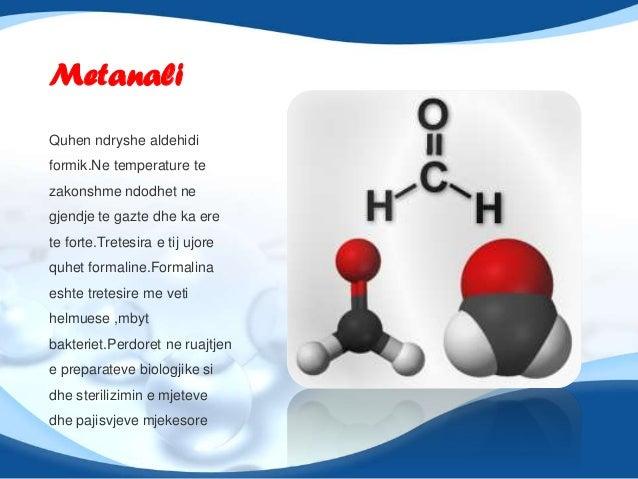 Perfaqesues te tjere  Etanali ose aldehidi  acetik  Perdoret si lende e  pare per prodhimin e  acidit acetik dhe  shume pe...