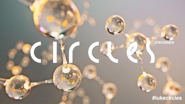 JOKIOINEN #lukecircles#lukecircles